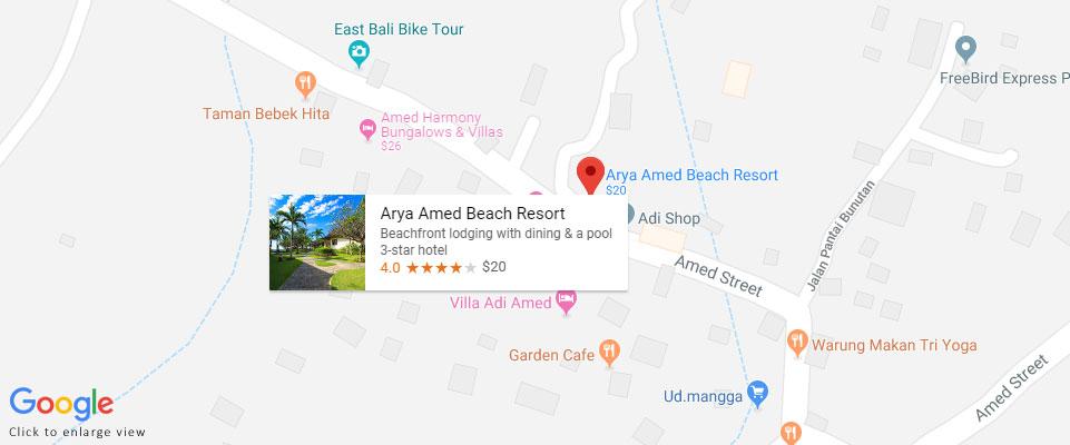 aryaamed-map